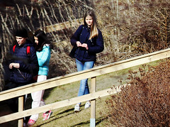 Teenagers (Linnea from Sweden) Tags: canon eos 1100d efs 55250mm f456 is teenagers people