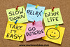 Leadership Management (marlenestokes7) Tags: corkboard enjoy fun lifestyle motivation note outside relax reminder smile smiley sticky stickynote stress suggestion unitedstatesofamerica tension enjoylife stressrelief happy stressmanagement marlenestokes behappy cheerful moodswings