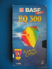 BASF EMTEC - Blank Tape (daleteague17) Tags: blank vhs tapes blankvhstapes pal palvhs videotape blankvideotape basfemtec basf emtec