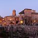 Roma. Mercati Traianei, Casa dei Cavalieri di Rodi, Foro di Augusto
