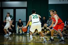 USF Basketball vs Pepperdine 63 (donsathletics) Tags: usf basketball jordan ratinho dons university san francisco