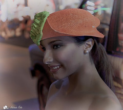 (Antonio Calero Garcia) Tags: persona gente calles retratos chicas belleza caras paisajes sombreros mujer españa