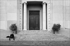 Torino 0428 (malko59) Tags: torino valentino turin italia italy promotricebellearti urban street biancoenero blackandwhite