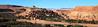 Ait Ben Hadu (Herminio.) Tags: ait ben hadu ksar kashba morocco marruecos marroc fortaleza atlas panorama