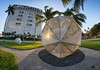 West Palm Sunrise (Mike Sperduto) Tags: westpalmbeach florida unitedstates us sun mike sperduto mikesperduto downtownwestpalmbeach
