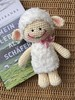 Mähschaf im Wollkleid (Lenekie) Tags: amigurumi sheep lamb crochet animal toy handmade