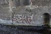 Seka (NJphotograffer) Tags: graffiti graff new jersey nj railroad rail trackside tunnel seka