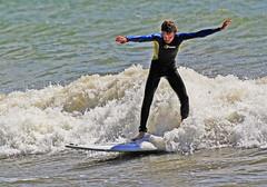 Balans 3 (Quo Vadis2010) Tags: westcoast västkusten kattegatt hallandslän halland municipalityofhalmstad halmstadkommun halmstad sandhamn görvik cityofsurfers wavesurfing wavesurf vågsurfing vågsurf surfing surf vågor våg sea hav beach strand surfbräda bräda sport activity aktivitet lifestyle livsstil se