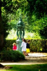 Nantes , le jardin des plantes (Faouic) Tags: paysdelaloire france loireatlantique nantes jardin fontaine wallace