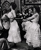 Tighten Up (Midnight Believer) Tags: prostitutes corset fashion ladies women bordello brothel retro 1890s 19thcentury victorian