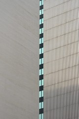 sliver of windows (brown_theo) Tags: downtown columbus ohio chase bank windows steel highrise skyscrape broad street