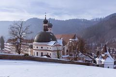 Kloster Münstertal (No_Water) Tags: titisee schwarzwald umgebung todtnau