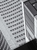 Schichten (inmyeyespictures) Tags: leipzig uniriese cityhochhaus deutschland sachsen schwarz weis black white gebäude architektur buildings saxony germany architecture fujifilm xt2 fujinon 60 24