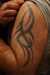 Epidermis (iliasramli) Tags: tattoo tribal tekken jin