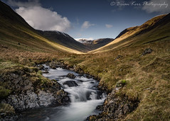 Blackhope Burn (.Brian Kerr Photography.) Tags: winter snow morning scotland scotspirit visitscotland cold loch treessunrise twitter facebook instagram flickr weather frozen landscape photography bright nature natural landscapephotography mountains hills sunrise briankerrphotography water lochs sky blue orange white light clouds availablelight moffathills blackhopeburn scottishborders dumfriesandgalloway river