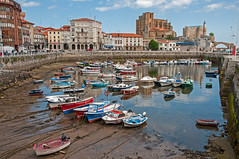 Castro Urdiales - Harbour