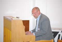 Einsegnung von Evangelist Thomas Schneider - AG Welt e.V. Oktober 2011