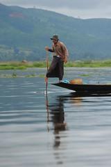 Inle lake, Myanmar (Birmania) D700 853 (tango-) Tags: burma birman birmania  lagoinle inlelakefisherman