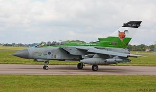 ZA405 RAF TORNADO 12SQUADRON