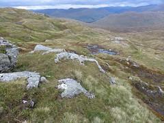 Creag Mhor and Beinn Heasgarnich Corie Chall (ancanchaWH) Tags: highlands walk mhor beinn creag heasgarnich