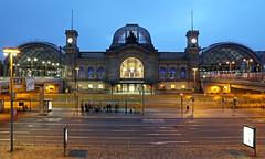 Dresden Hbf (Youth With) Tags: dresden db bahn deutsche