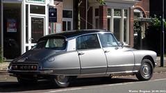Citron DS 21 1966 (XBXG) Tags: auto old france holland classic haarlem netherlands car vintage french automobile 21 ds nederland citron voiture 1966 frankrijk paysbas ancienne tiburn snoek citronds desse franaise strijkijzer ae4570