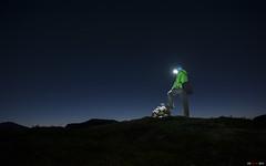 Path Finder... (bent inge) Tags: norway stars october nightshot hiking flashlight telemark mountainman pathfinder haukeli 2015 vinje haukelifjell norwegianmountains bentingeask