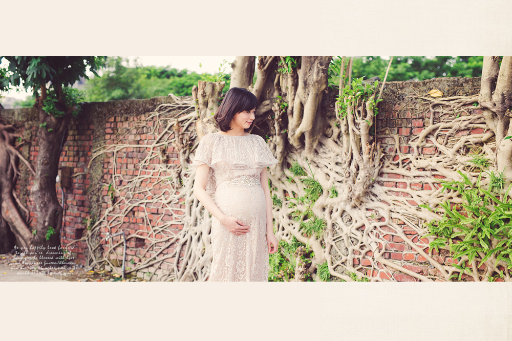 孕婦禮服Chauntel Bridal