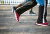 Runners Feet (Joe Josephs: 3,166,284 views - thank you) Tags: exercise centralpark manhattan running sneakers jogging centralparknewyork photojournalsim jacquelinekennedyonassisreservoir joejosephs joejosephsphotography