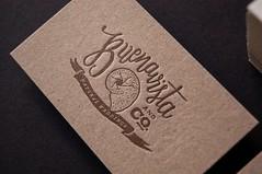 Buenavista and Co. (El Calotipo) Tags: logo design businesscards printing packaging boxes lettering letterpress diseño handdrawing logotype tarjetas