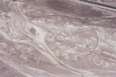 Circle 4 (APAAME) Tags: archaeology ancienthistory middleeast airphoto oblique aerialphotography aerialphotograph scannedfromnegative bigcircle aerialarchaeology