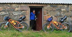 Bothy home for the night