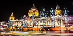 Cityhall Belfast Christmas (AspirePhotography1) Tags: