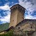 Zhamushi defensive tower