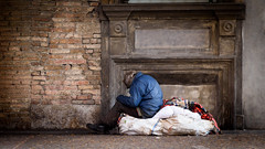 Happy Xmas (?) (bigmike.it) Tags: homeless clochard senzatetto poor povero abbandono