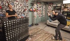 Sam Feldt in het Glazen Huis (3FM) Tags: 3fm sr16 serious request breda glazen huis 2016 radio muziek music fotograafhanspetervanvelthoven