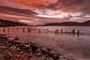 A Happy New Year .. (Gordie Broon.) Tags: lochness sunset dores inverness invernessshire scottishhighlands landscape paysage schottland scenery scaniport doresinn thegreatglen hills ecosse collines escocia scotland scenic scozia glenalbyn inverfarigaig lago lac nessie view sky clouds szkocja heuvels colinas december 2016 hogmanay meer see doresbeach gordiebroonphotography canon5dmklll canon1635f4l northernscotland oldpier meallfuarmhonaidh alba caledonia geotagged