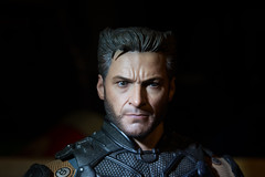 DSC_6657 (Quantum Stalker) Tags: xmen wolverine mutant hot toys days future past scale hugh jackman adamantium claws skeleton indestructible