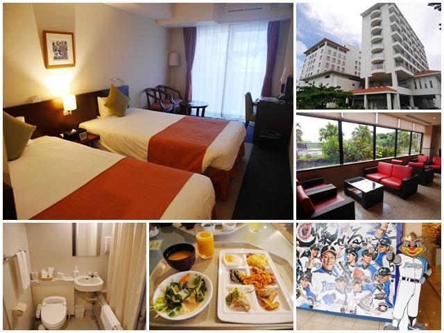 沖繩名護住宿.Hotel-Yugaf-Inn-Okinawa.火腿隊.水族館page