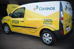 CONGRESSO MST (reg.rangel) Tags: correios veículoelétrico veículo encomendas brasilia df brasil bra