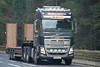 Volvo FH Kaill (SR Photos Torksey) Tags: truck transport haulage hgv lorry lgv logistics road commercial vehicle freight traffic volvo fh low loader