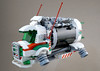 Octan Hover Tanker (TFDesigns!) Tags: lego space octan hover truck ship flying tanker tank fuel