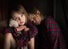 5  365 (trois petits oiseaux) Tags: kids sisters twins family portrait love