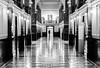 Bravo! (Geoff Livingston) Tags: hallway arches framing woman walking bravo museum marble architecture street