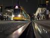 First Tango in Basel (geoff7918) Tags: blt be610 basel bahnhof tram