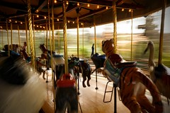 Carousel (tmlmark) Tags: carousel zoo carnival