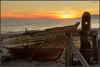 Sueños de brisas y olas (Jose Manuel Cano) Tags: cabodegata almería españa spain mar sea playa beach barca boat costa coast mediterraneo nikond5100 puestadesol sunset