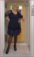 2017 - 01 - 01 - Karoll  - 002 (Karoll le bihan) Tags: femme feminization feminine travestis tgirl travestie travesti transgender effeminate transvestite crossdressing crossdresser travestisme travestissement féminisation crossdress lingerie escarpins bas stocking pantyhose stilettos