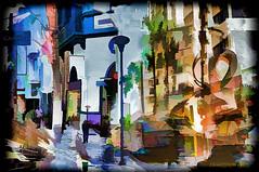 urban Campinas (♣Cleide@.♣) Tags: © ♣cleide♣ brazil 2017 photo art digital ps6 texture painting urban street city town artdigital exotic netartii sotn awardtree