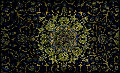 """Alfombras, espacios íntimos que simbolizan templos, árboles de la vida y el conocimiento, astros y paradisos. • <a style=""""font-size:0.8em;"""" href=""""http://www.flickr.com/photos/30735181@N00/32610069525/"""" target=""""_blank"""">View on Flickr</a>"""